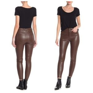 NWT Free People Long & Lean High Waist Leggings
